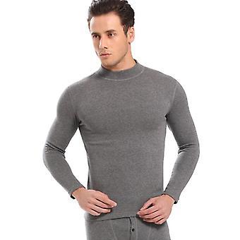 New Thermal Underwear Long Johns Winter Shirt+pants Sets