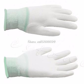 Nylonové prošívané rukavice pro pohybový stroj Prošívaná šicí rukavice