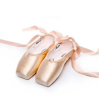Women's Pink Professional Ballet Shoes