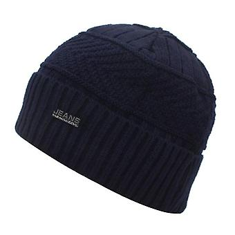 Winter Beanie Knitted Gorras Warm Soft Neck Balaclava Bonnet Beanie Cap