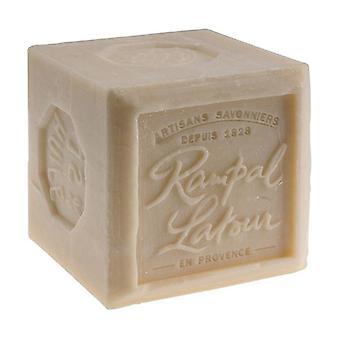 Marseille soap Cube white filmed 600 g