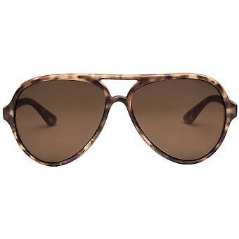 Electric California Elsinore Sunglasses - Tortoise Shell/Polarised Bronze