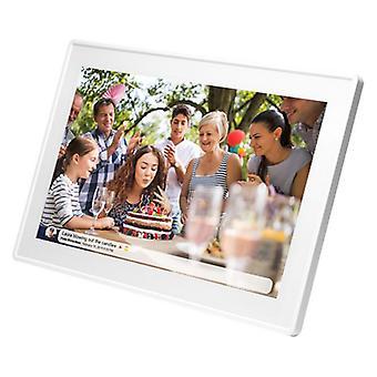 "Digital photo frame Denver Electronics White (15,6"")"