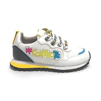 Liu-jo Sneaker Me Vs. Te Wonder 10 With Led Lights Off White Zs21lj04
