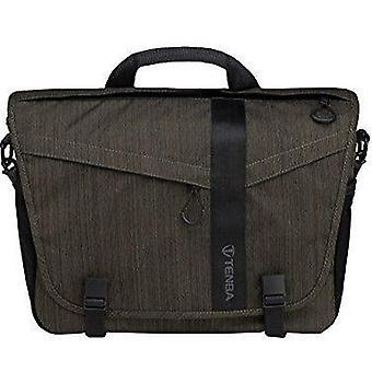 Tenba 638-376  messenger dna 13 camera and laptop bag  (olive)