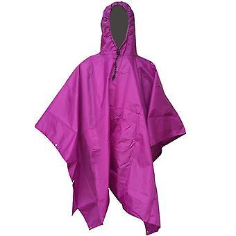 Outdoor Military Waterproof Raincoat