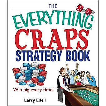 The Everything Craps Strategy Book by Larry Edell - 9781593374358 Book