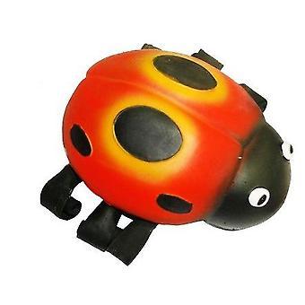 Yagu Ladybug Latex 16 Cm (Dogs , Toys & Sport , In latex)