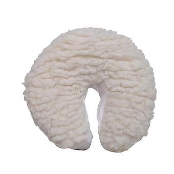 U Shaped Pillowcase Cover Headrest Covers For Hotel Salon Massage