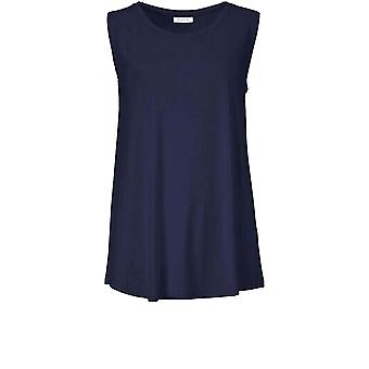 Masai Clothing Elisa Navy Jersey Top