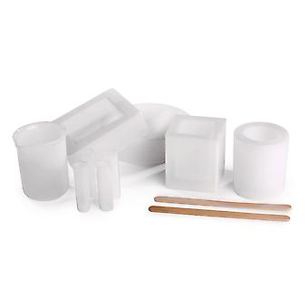 Silicone Resin Mould Kit | Pukkr