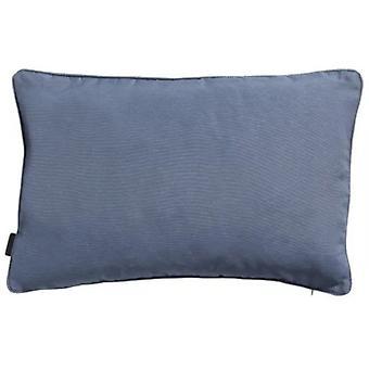 travesseiro Panamá 60 x 40 cm azul policotton