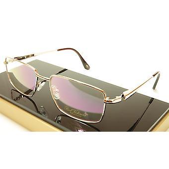 Paul Vosheront VT109 C2 Titanium Eyeglasses Frame Italy Made