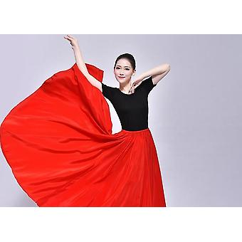Flamenco- Dance Practice, Long Swing, Belly Skirt