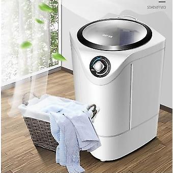 Kotitalous yhden tynnyrin mini pesukone, sterilointi aluslevy ja kuivausrumpu