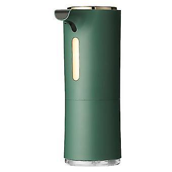 الأخضر 550ml الأشعة تحت الحمراء الاستشعار التلقائي غير الاتصال موزع الصابون للحمام والمطبخ az5788
