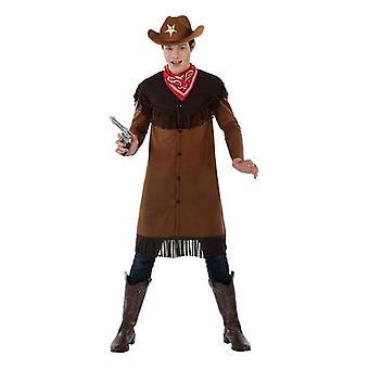 Kostüm für Kinder 115989 Cowboy (Größe 14-16 Jahre)