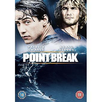 Punt break DVD