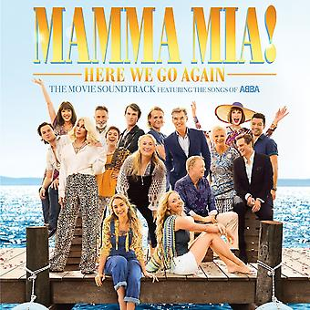 Maman Mia! Here We Go Again Soundtrack CD
