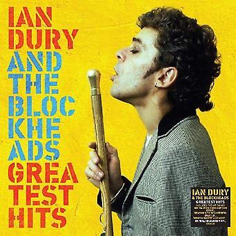 Ian Dury & The Blockheads - Greatest Hits Vinyl