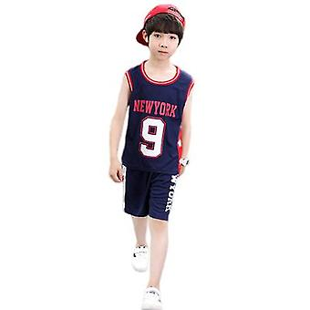 Boys Basketball Jersey Quick-drying Breathable Jersey
