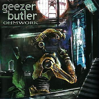 Geezer Butler - Ohmwork Vinyl