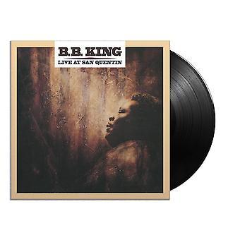 B.B. King - Live på San Quentin Vinyl