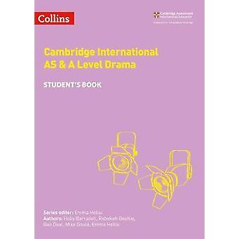 Cambridge International AS  A Level Drama Students Book Collins Cambridge International AS  A Level