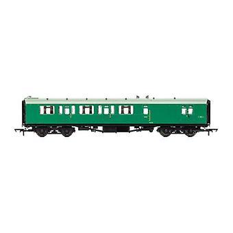 Hornby R4888C BR Bulleid 59 Corridor Brake Third S2860S  Era 4