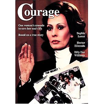 Courage [DVD] USA import