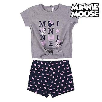 Set of clothes Minnie Mouse Grey
