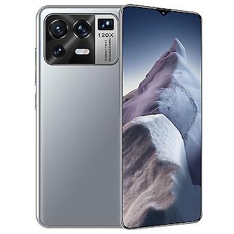 Android version mondiale smartphone M12 Uitra 5000mah 6,7 pouces smartphone plein écran
