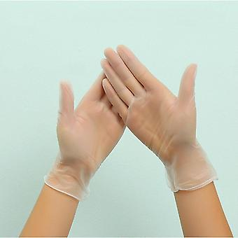 Gardening Gloves Disposable Pvc Gloves In Nitrile Food Food Protection Medical 100pcs
