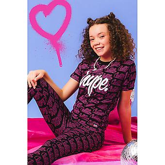 Hype Meisjes Logo LOL Surprise T-Shirt