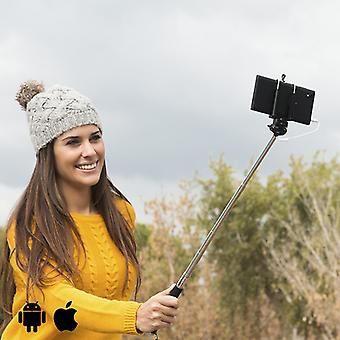 Selfie Stick avec câble