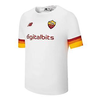 2021-2022 Roma Auswärtstrikot