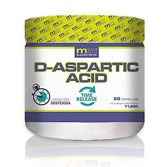 Aspartic Acid MM Supplements (90 uds)