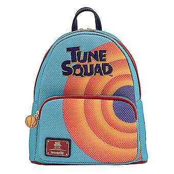 Loungefly Mini Backpack Space Jam Tune Squad Buggar ny officiell blå