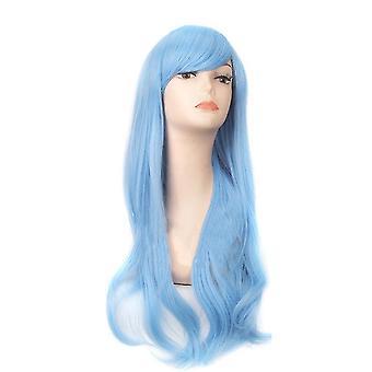 Sword art anime wigs yuuki asuna synthetic hair wigs halloween gift