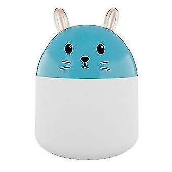 Humidifiers 250ml usb mini household humidifier  car aromatherapy moisturizer green