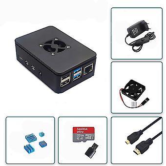 Starter Kit für Raspberry Pi 4 Modell B