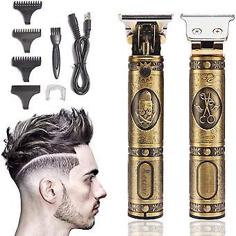 Clipper digital inalámbrico profesional para el cabello