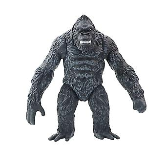 Movable Orangutan King Kong Skull Island Orangutan Hollow Hand-made Model Decoration Toy