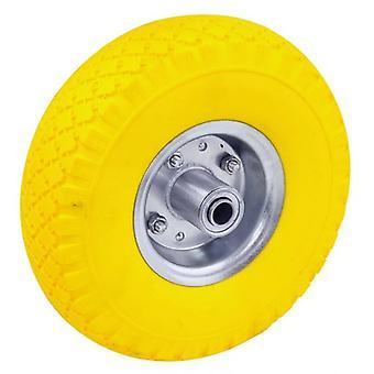 Rolson 250mm ikke flad slangeløse gummi dæk Wheel Assembly hånd lastbil hjul Barrow 9,8 tommer dæk