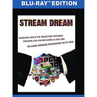 Stream Dream [Blu-ray] USA import
