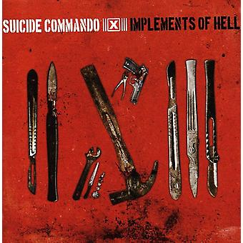 Suicide Commando - Implements of Hell [CD] USA import