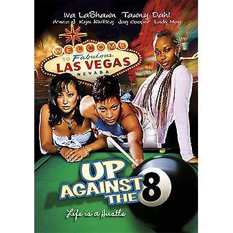 Up Against the 8 Ball [DVD] USA import