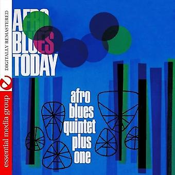 Afro Blues Quintet Plus One - Afro Blues Today [CD] USA import