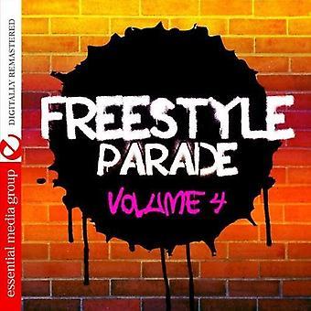 Desfile de Freestyle - Vol. 4-Freestyle Parade [CD] USA importar