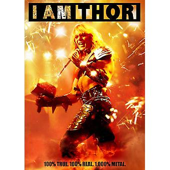 I Am Thor [DVD] USA import